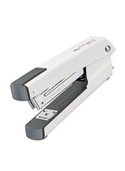 Kangaro Ds-35 Stapler with Built-in Staple Remover, White