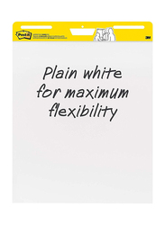 3M Post-It 559 Easel Pad, 25 x 30mm, White
