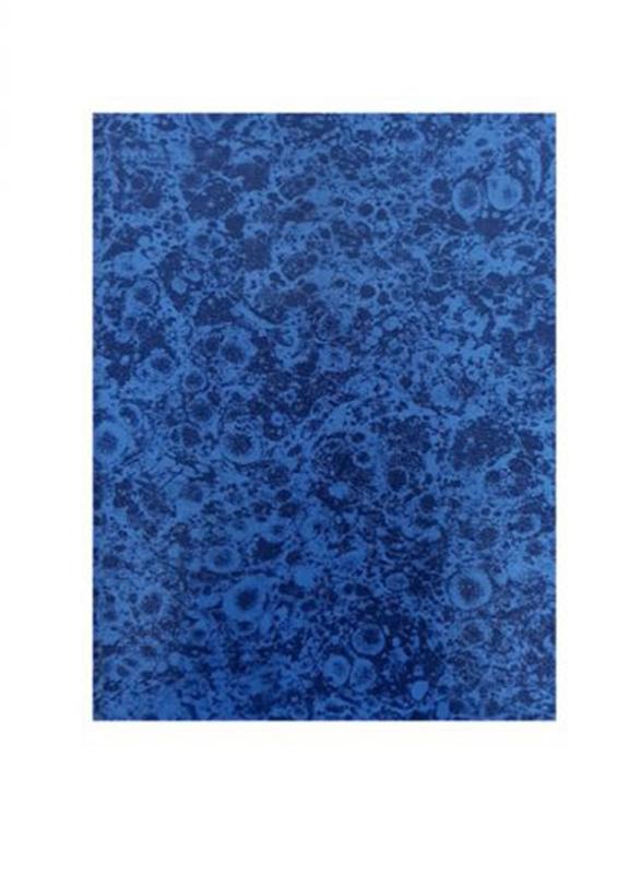 Perfekt 2QR Ruled Register, A5 Size, Blue