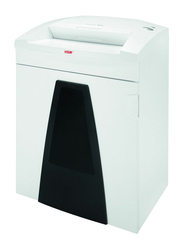 HSM B35 Cross Cut Shredder, 4.5 x 30mm, 1923, White