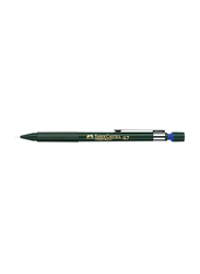 Faber-Castell 130207 Contura Mechanical Pencil, 0.7mm, Blue