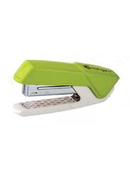 Kangaro Aris -10 Stapler, 15 Sheets Capacity, Green