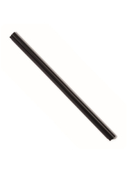 Durable 2909-01 Spine Bar, 25 Pieces, 9mm, A4 Size, Black