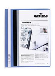 Durable 2579-06 Presentation Folder, A4 Size, Blue