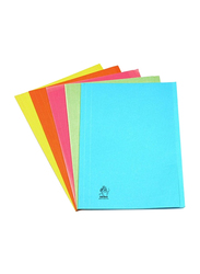 Premier 300GSM Full Size Square Cut Folder, Green