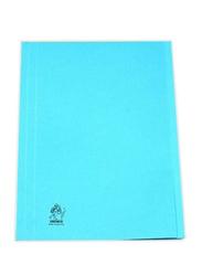 Premier Full Scape Size Folder with Metal Fastener, Blue
