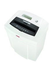 HSM C14 Cross Cut Shredder, 4 x 25mm, 2253, White