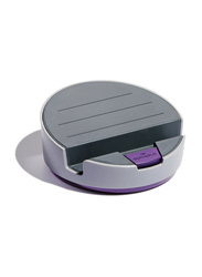Durable 761112 Stand Base for Tablet, Purple