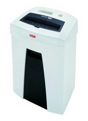 HSM C16 Cross Cut Shredder, 4 x 25mm, 1902, White