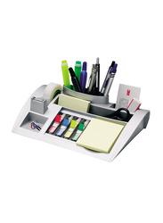 3M C-50 Desktop Organizer, 305 X 203 X 76mm, Grey