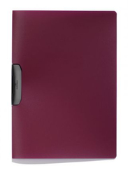 Durable 2295-31 Swing File, 1-30 Sheets, A4 Size, Opak Dark Red