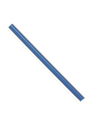 Durable 2901-06 Spine Bar, 100 Pieces, 6mm, A4 Size, Blue