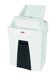 HSM AF100 Cross Cut Shredder, 4.5 x 25mm, 2063, White