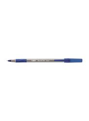 BIC Round Stic Exact Fine Ball Pen, Blue