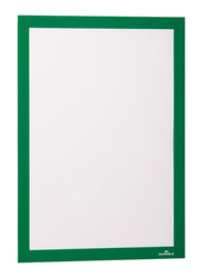Durable 4872-05 Magnetic Dura Frame, A4 Size, Green