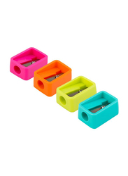 Deli E0594 1 Hole Sharpener, Assorted