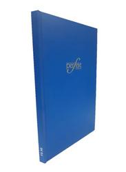 Perfekt Register Ruled Note Book/Manuscript Hard Cover, Fullscape Size 3 Quire, Blue