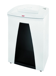 HSM B34 Cross Cut Shredder, 1.9 x 15mm, 1842, White