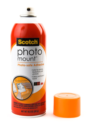 3M Scotch 6094 Photo-Mount Adhesive, 292gm, White