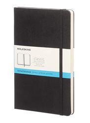 Moleskine Classic Hard Cover Notebook, ME-QP060, Black