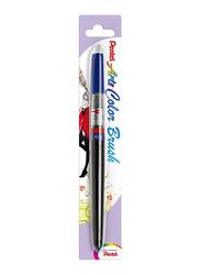 Pentel Arts Color Brush in Blister Pack, Blue