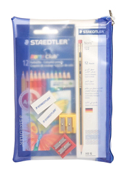 Staedtler 28-Piece Noris Stationery Set, Multicolor