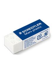 Staedtler 52653BK2-C Mars Plastic Mini Artist Eraser, Premium Quality, Latex-Free, 2 Pieces, White