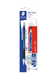 Staedtler Mars Micro HB Mechanical Pencil with Free Lead Tube, Black