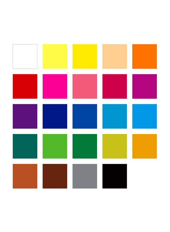 Staedtler Journey ST-14610C-C24 Watercolor Pencils Set, 24 Pieces, Assorted Colors