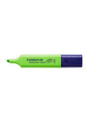 Staedtler Textsurfer Classic Highlighters, 10-Pieces, Green