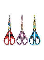 Maped 6-inch Tatoo Scissors, M466910Teens, Assorted Colors