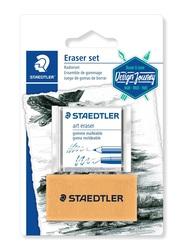 Staedtler ST-5427-SBK2C Art Eraser, White