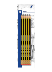 Staedtler Noris ST-122-2BK10D Pencils Set, 2 Pieces, Multicolor