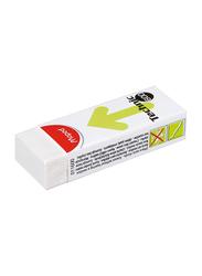 Maped 20-Piece Technic 600 Eraser Set, White
