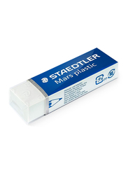 Staedtler Mars Plastic Eraser, White