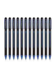 Uniball Jetstream SX-101 Rollerball Pen, 12 Pieces, Blue