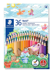 Staedtler ST-144-ND36 Color Pencils Set, 36 Pieces, Multicolor