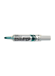 Pentel Maxiflo White Board Marker with Pumping System Round Point, 2.5mm, Mwl5M-Do, Green