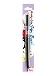 Pentel Arts Color Brush in Blister Pack, Black