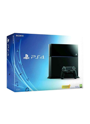 Sony PlayStation 4 Slim Console, 500GB, with 1 Controller, Black