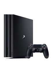 Sony PlayStation 4 Pro Console, 1TB, with 1 Controller, Jet Black