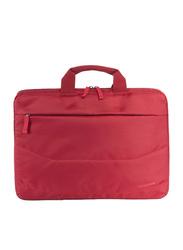 Tucano Idea 16-Inch Slim Messenger Laptop Bag, Red