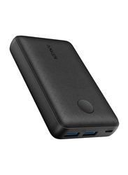 Anker 10000mAh PowerCore Select Fast Charging Power Bank, with Micro-USB Input, Black