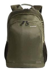Tucano Forte 15.6-Inch Backpack Laptop Bag, Green