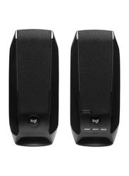 Logitech S150 USB Stereo Speaker, Black