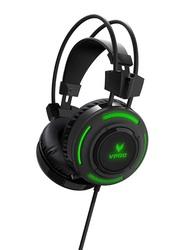 Rapoo VPRO VH200 Illuminated Gaming Headset, Black