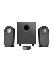 Logitech Z407 Speaker System, Grey