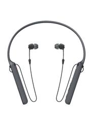 Sony WI-C400 Wireless Neckband In-Ear Headphones with Mic, Black