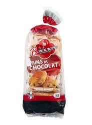 La Boulangere 8 Pains Au Chocolate Breads, 360g