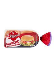 La Boulangere 4 Brioche Burger Bun, 200g